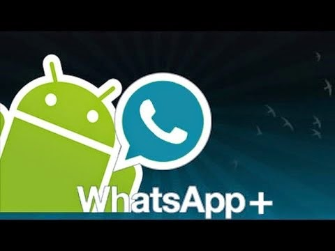 Cara Install Whatsapp plus