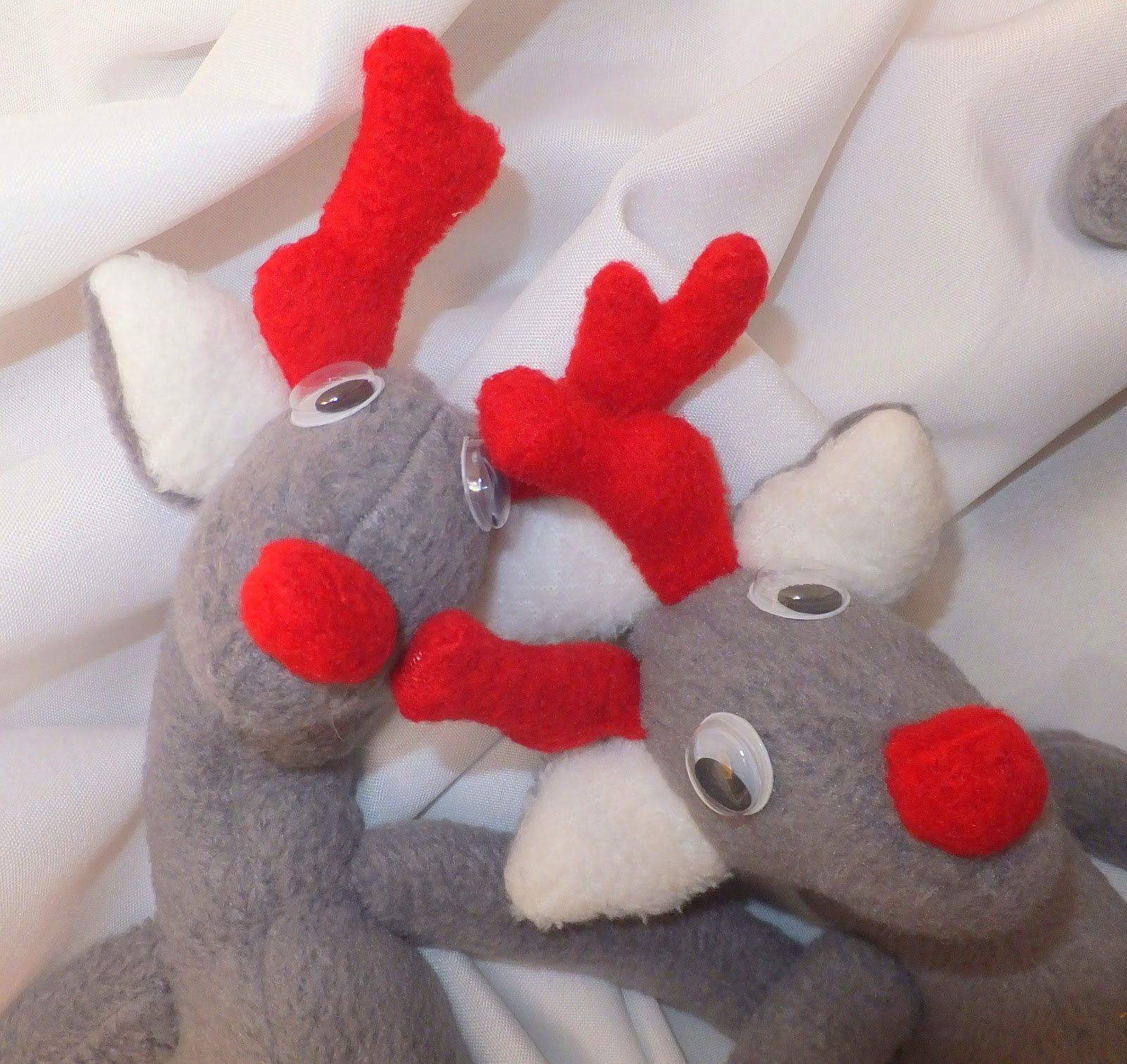 Rudek i jego rodzina/ jeszcze w świątecznym nastroju…