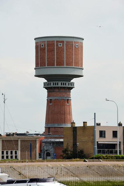 Blankenberge water tower