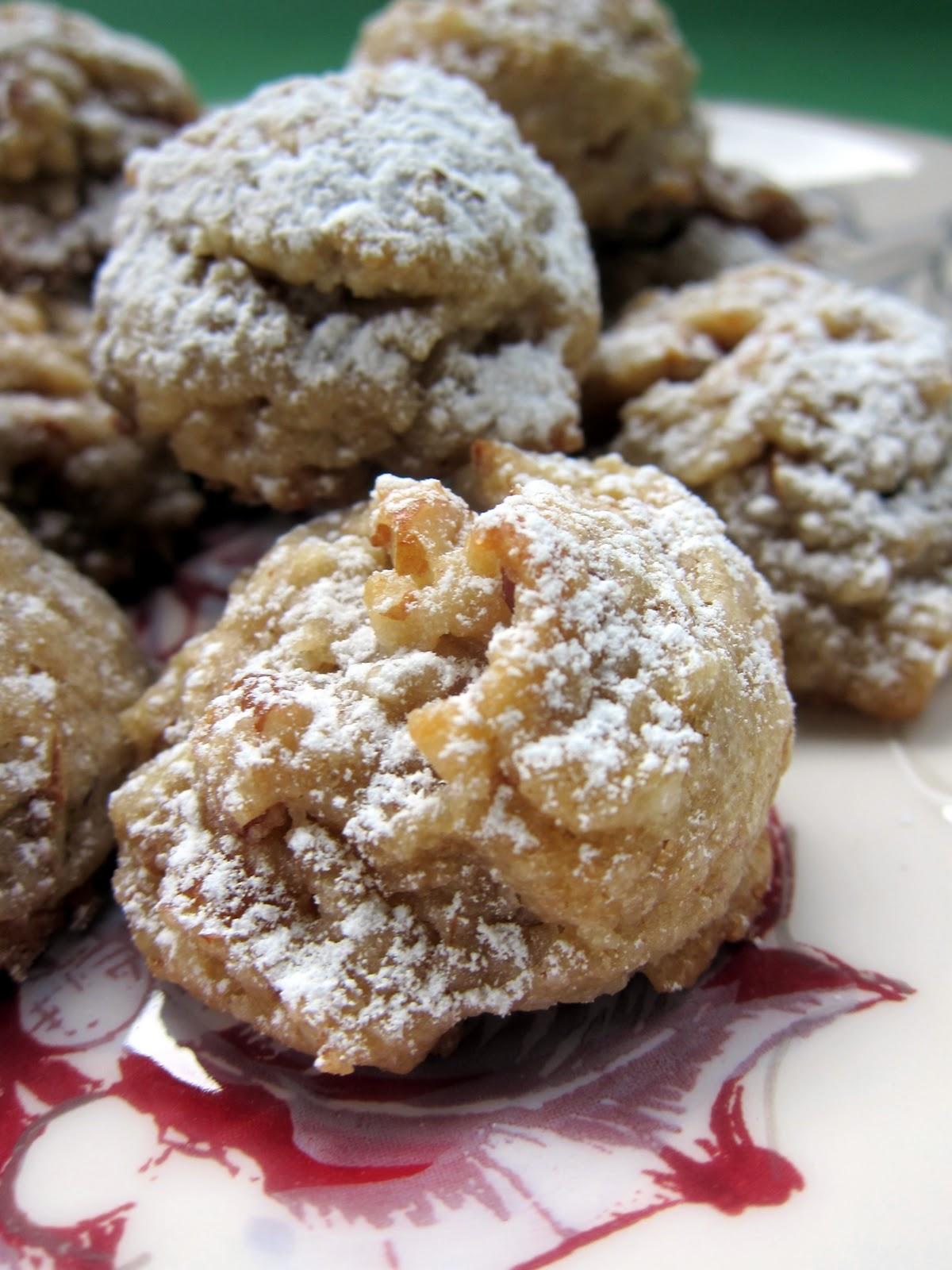 Praline Cookies | Plain Chicken