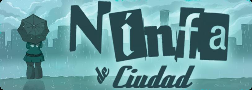 Ninfa de Ciudad'blog