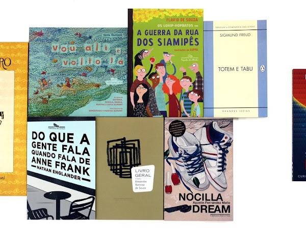 Lançamentos de 29/03/2013 da Companhia das Letras