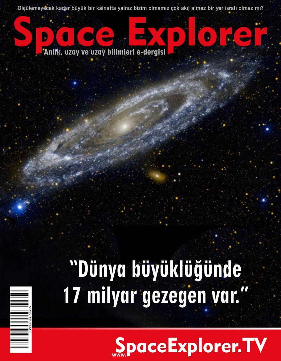 'Dünya büyüklüğünde 17 milyar gezegen var'