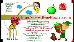 Christmas in July Teddy Bear Show
