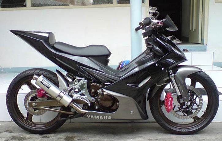 Motor Yamaha Jupiter mx Terbaru 2015 Jupiter mx Terbaru 2015