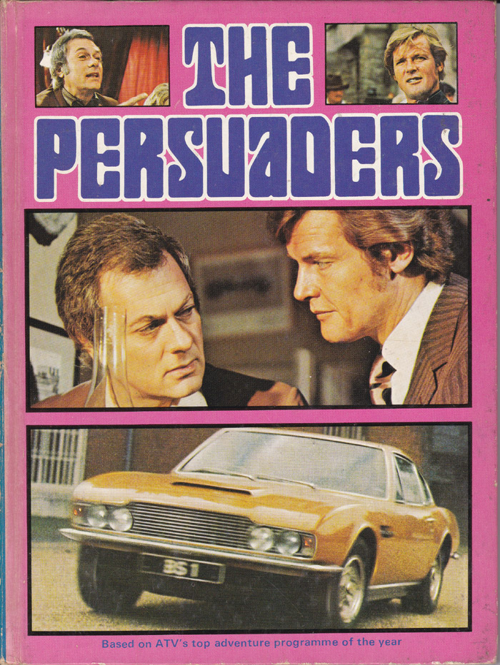 the persuaders Written by james garvey, narrated by john chancer download the app and start listening to the persuaders today - free with a 30 day trial keep your audiobook.