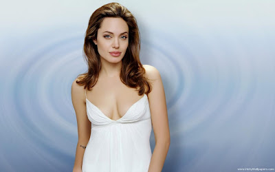 Angelina Jolie Wide Screen Wallpaper-1600x1200