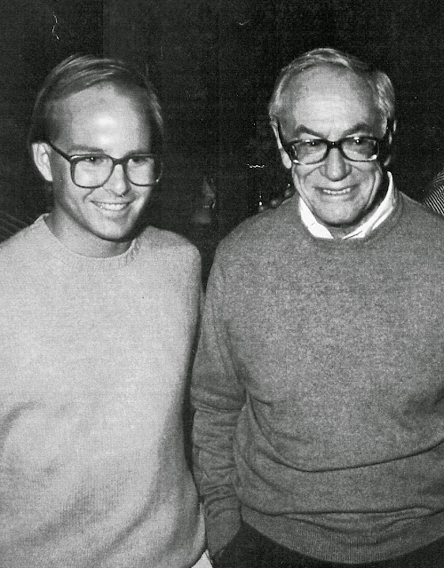 Greg Chamberlain (Left) and Malcolm Forbes (right)