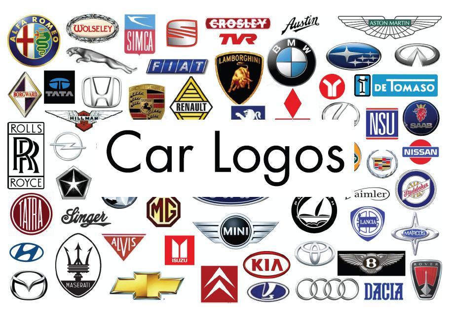 Car logo name - CARSPART