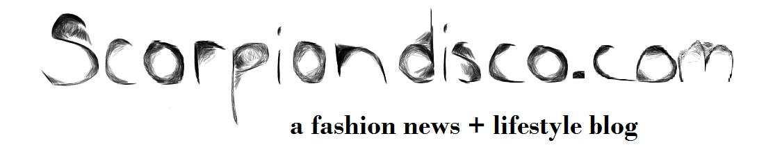 Scorpion Disco - A Boston Fashion Blog