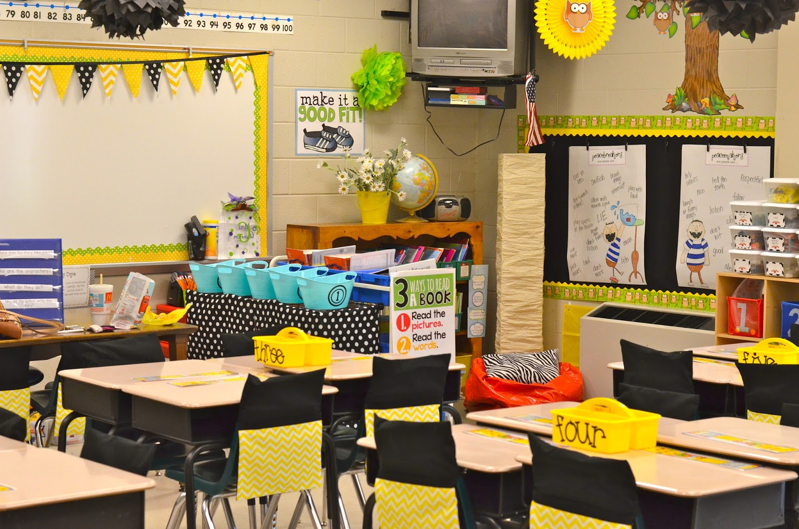 Classroom Decor Gray ~ Welcome to my classroom part two the lemonade stand