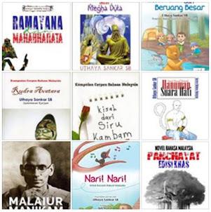 Buku-buku Uthaya Sankar SB