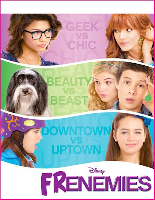 Watch Frenemies 2012 BRRip Hollywood Movie Online | Frenemies 2012 Hollywood Movie Poster