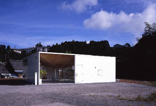 Minimalist House Design Japanese Architecture Style