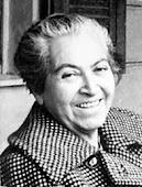 Gabriela Mistral (Chile,1889-1957)