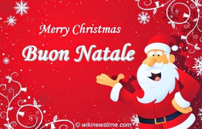 Merry christmas in italian buon natale italian christmas greetings m4hsunfo