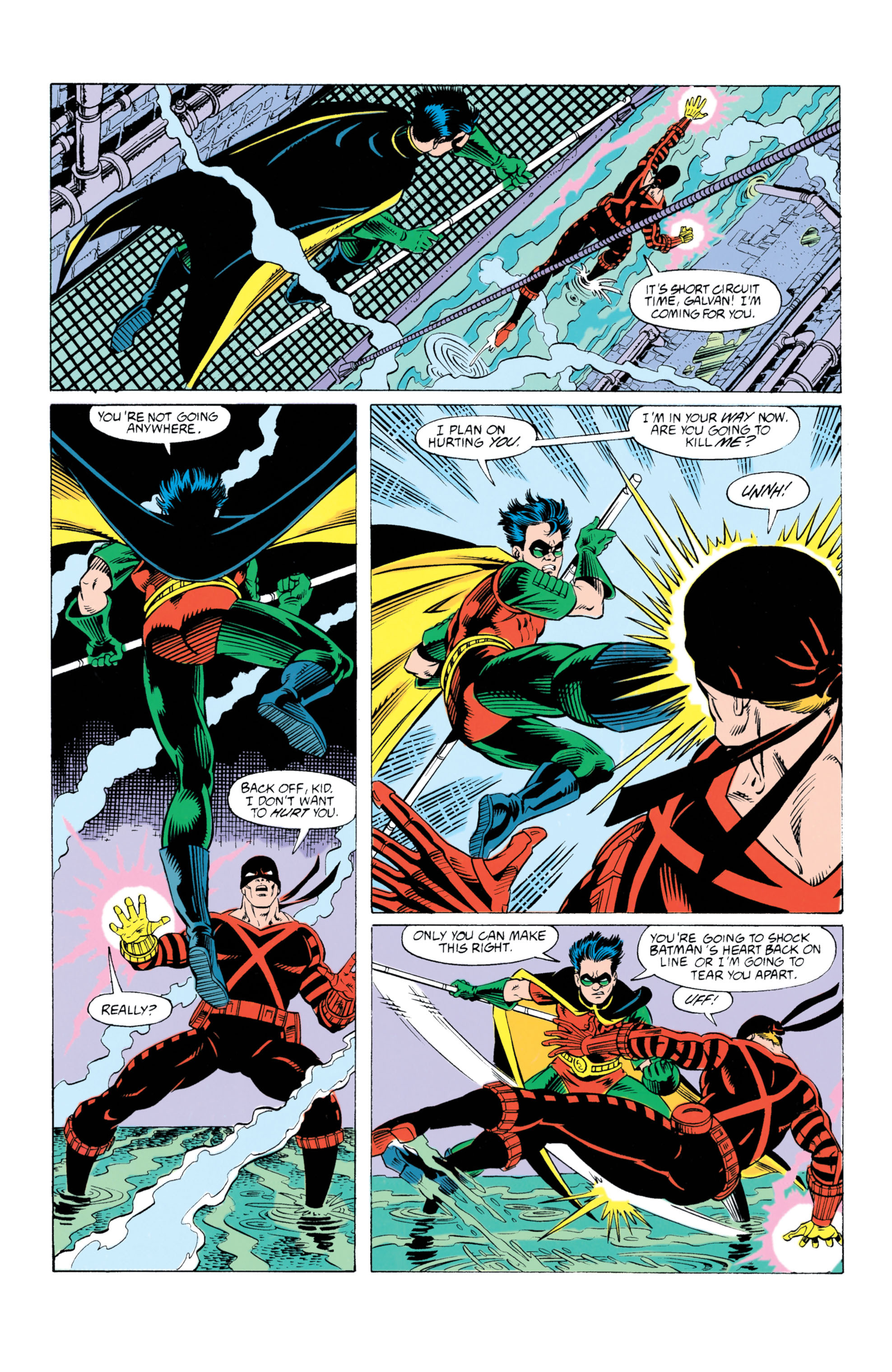 Detective Comics (1937) Issue #645 Page 4