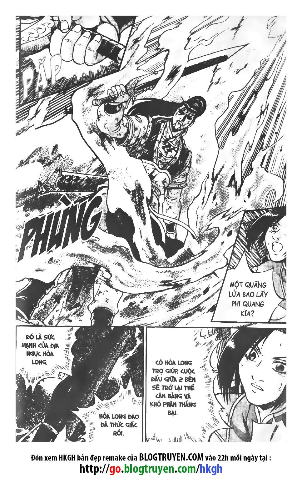 Hiệp Khách Giang Hồ chap 301 page 9 - IZTruyenTranh.com