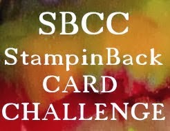 Stampinback challenge blog