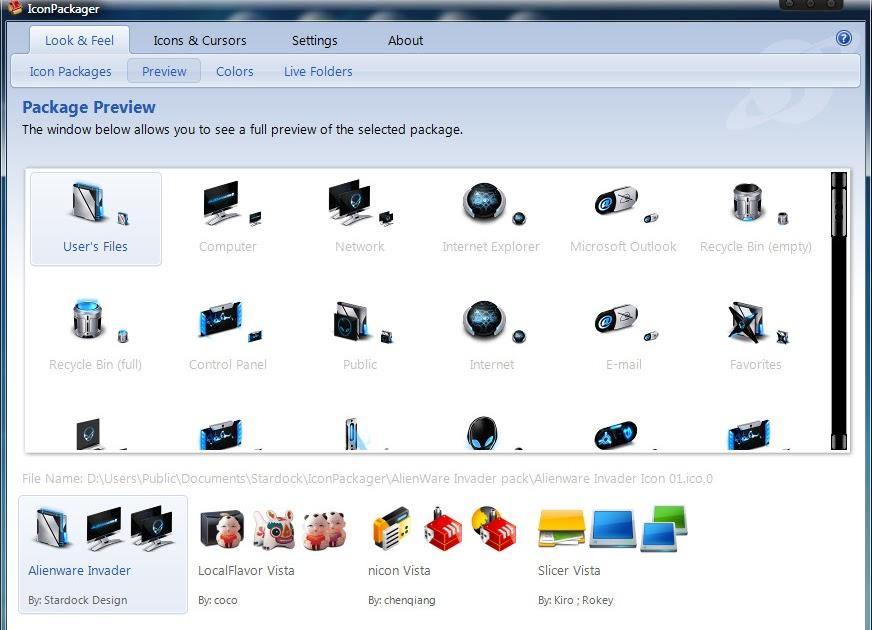 Icon packager alienware invader icon packager download for Software di progettazione di mobili download gratuito 3d