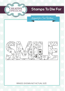 Creative Expressions UMS685 Stamp