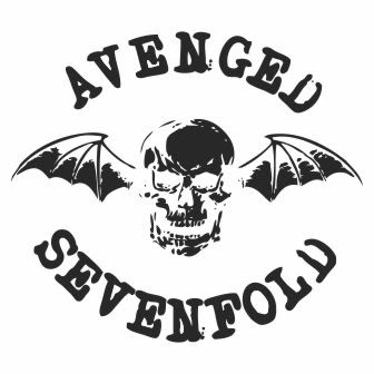 CDR logo Avanged Sevenfold Coreldraw