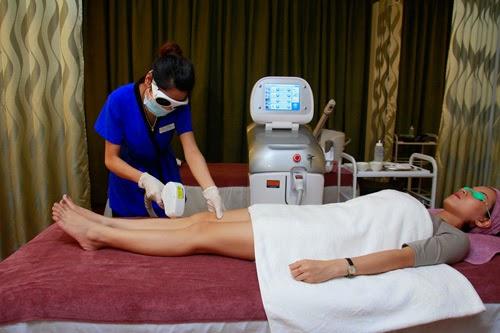 Thực hiện trị liệu tẩy lông vĩnh viễn bằng công nghệ triệt lông Diode Laser - 2