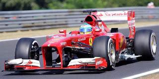 Berita Olahraga - Ferrari Menegaskan Alonso tidak akan pindah ke Red Bull