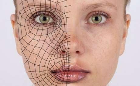 Edad reflejada en la cara