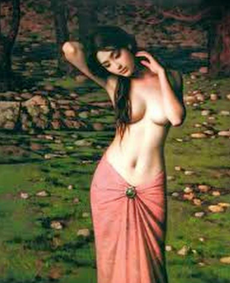 desnudo-mujer-pintada-al-oleo