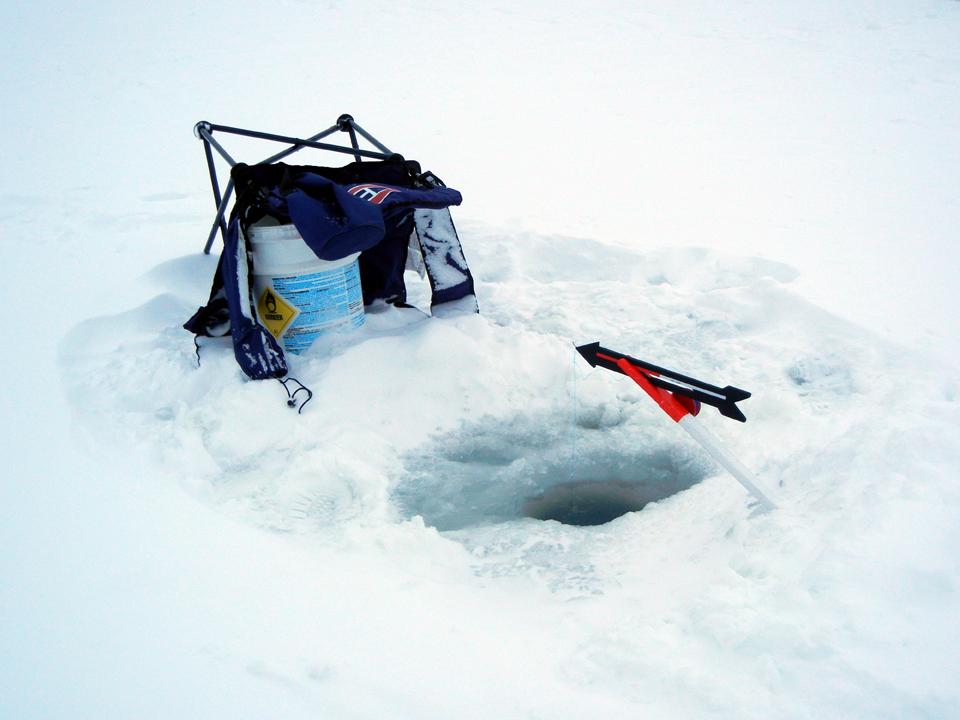 Ronna 39 s blog anyone wanna go ice fishing for Ice fishing hole