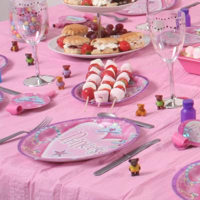C mo decorar una fiesta infantil de princesas fiestas - Como decorar una fiesta de cumpleanos infantil ...