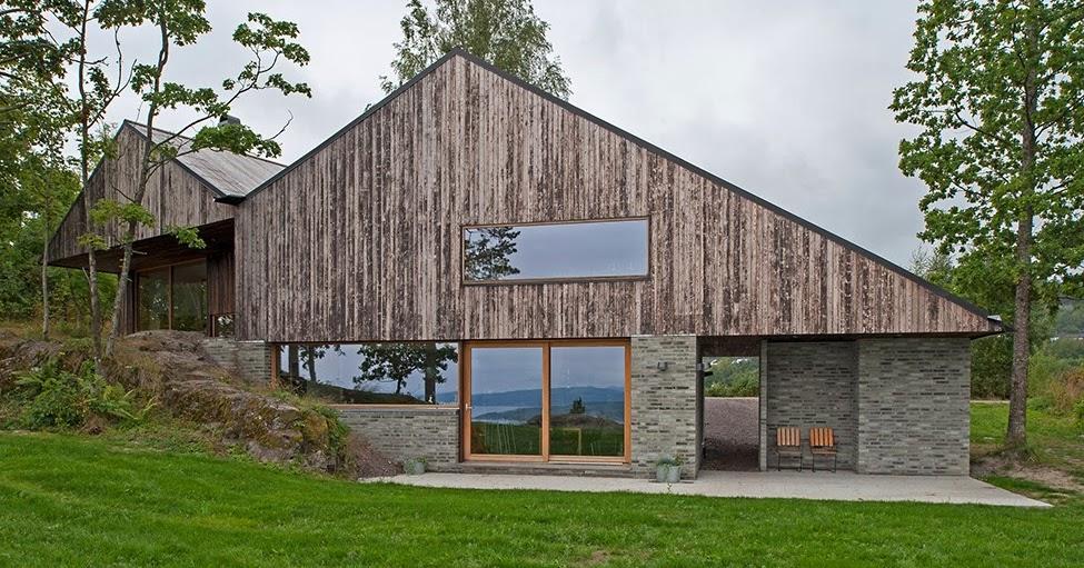 gambar desain dan model rumah kayu dengan interior mewah