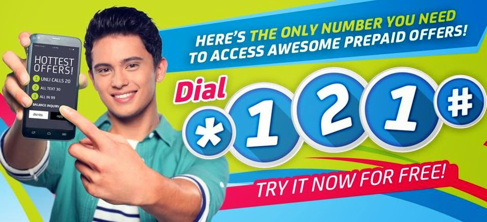 Access To Smart Prepaid Offers Made Easier with Dial *121#