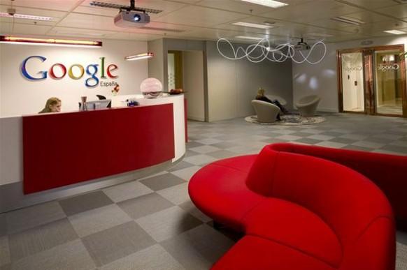Hogares Frescos: Oficinas de Google en Toda Europa. Espectaculares ...