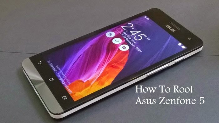 How To Root and unroot Asus Zenfone 5 on kitkat