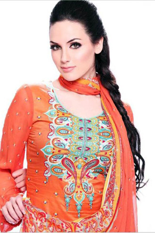 Summer Lawn Collection 2012 by Warda Saleem