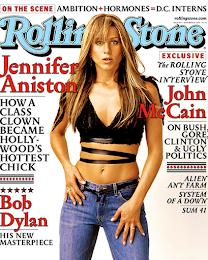 ROLLING STONE magazine - JENNIFER ANISTON: ROLLING STONE FRIEND