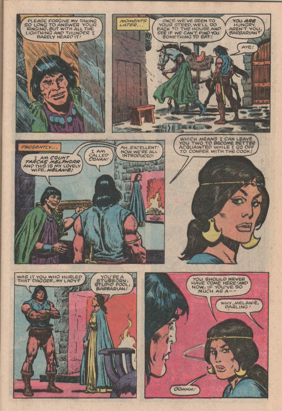 Conan the Barbarian (1970) Issue #156 #168 - English 4