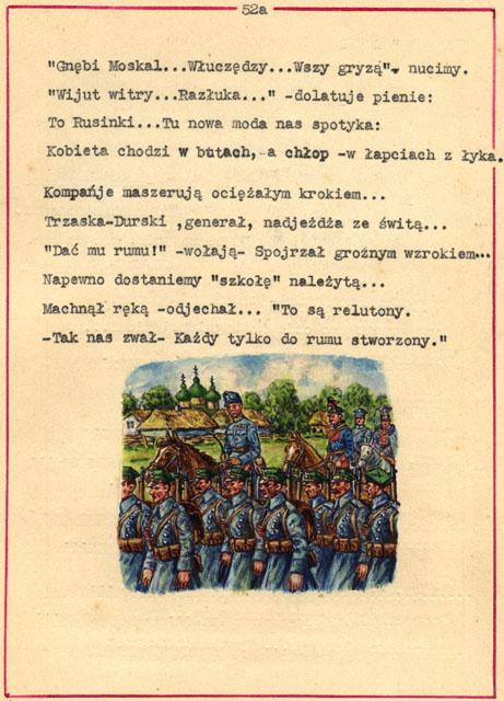 Kazimierz Kapel - niepublikowane strony przygotowanej do wydania książki. Dokumenty udostępniła p. Agnieszka Byczkowska
