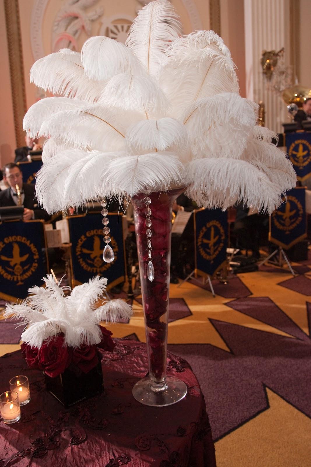 Centerpieces sans flowers event kings