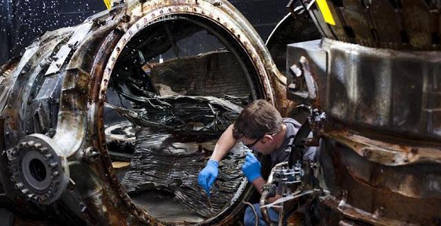 F-1 Engines Conservation. Credit: f1engineconservation.org