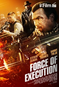 Force Of Execution 2013 poster