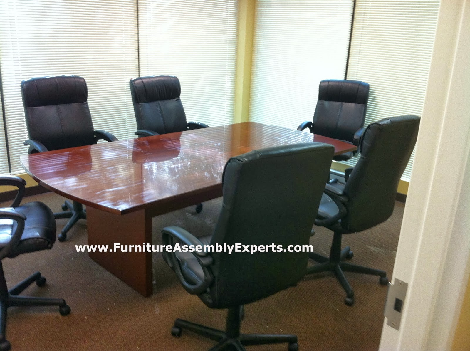 Md office furniture installers same day service desks chairs bookcase - Home office furniture maryland ...