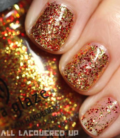 Nail Polish Style: Oppza Glamorous World: Nail Polish Style
