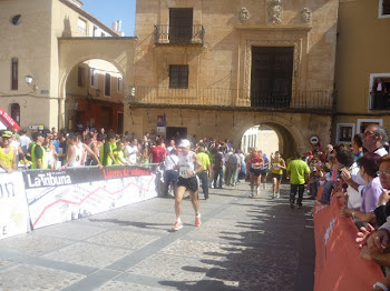 III.Carrera Popular de Chinchilla