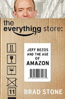 cover photo of The  Everything Store by Brad Stone