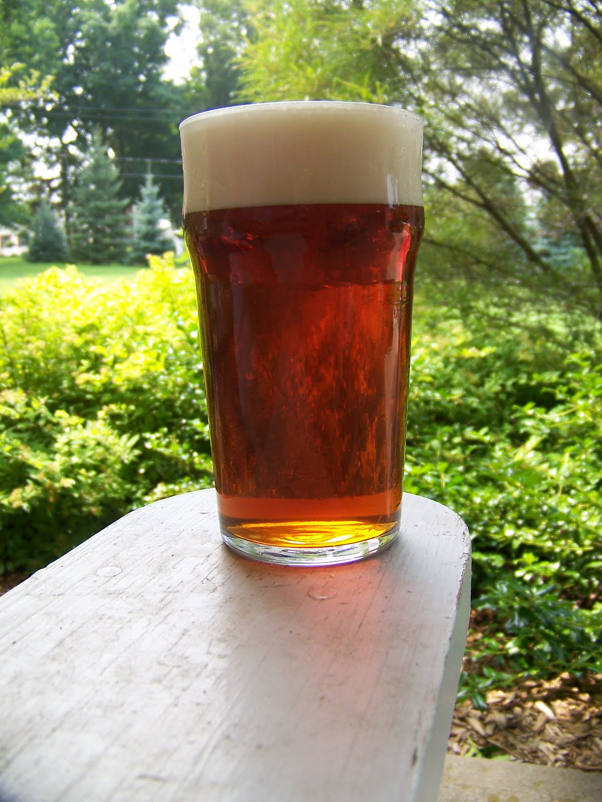 Session Amber : American Amber Ale
