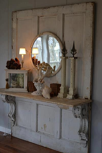 Classic ~ Casual ~ Southern Style: Decorating with Doors