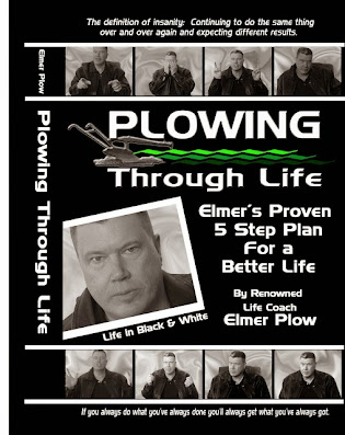Elmer Plow, former farm safety expert turned life coach promotes his new book on Split Hoof Tonight